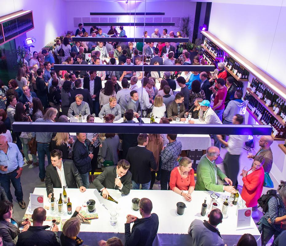 Veranstaltungen Wine Party Tourismusverein Kaltern Helmuth Rier