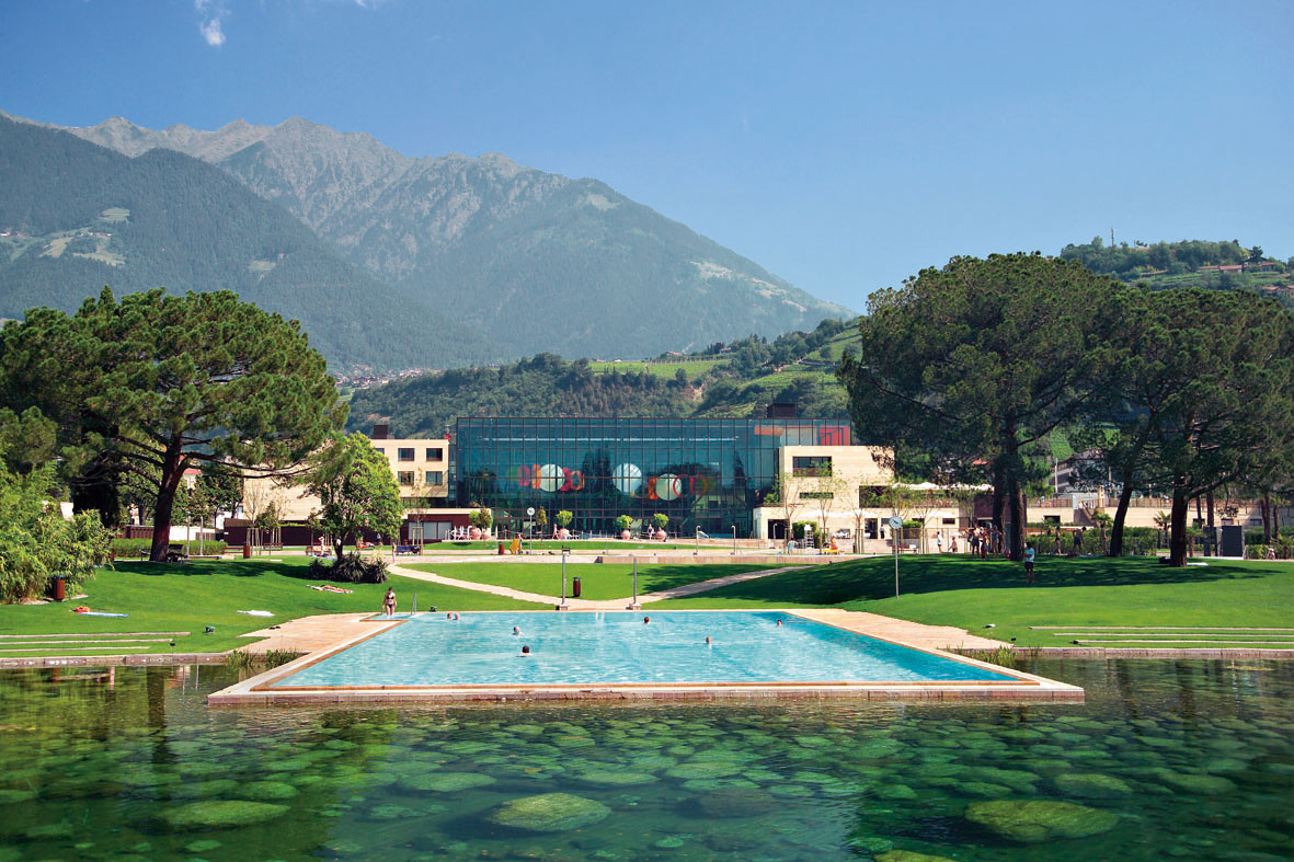 Park by Tappeiner - © Terme Merano